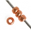 Seedbead 11/0 Terra Metallic Light Copper
